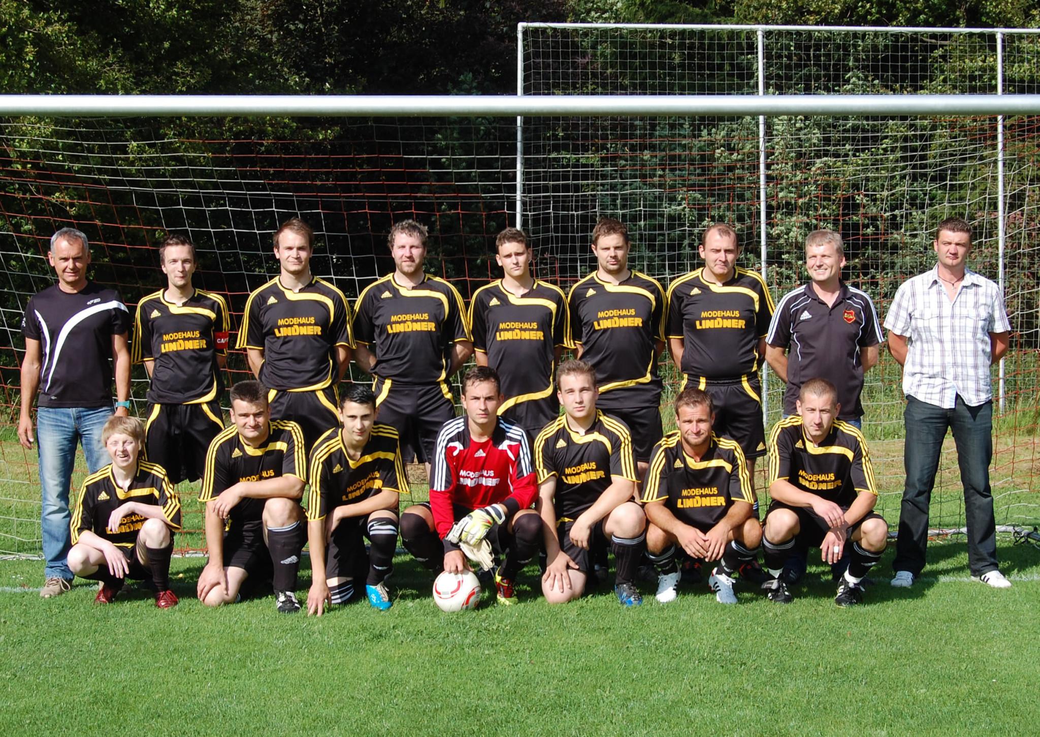1. Mannschaft 2012