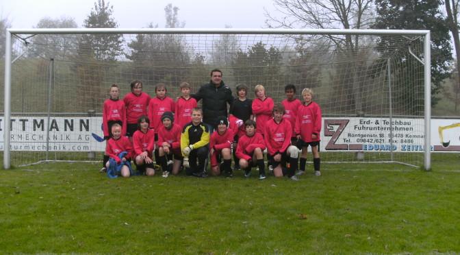 D-Junioren (U13) 2010/2011