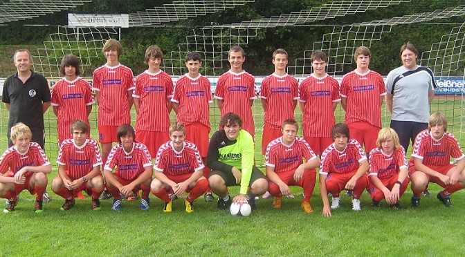 A-Junioren (U19) Saison 2010/2011