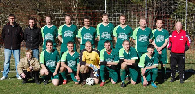 1. Mannschaft April 2012