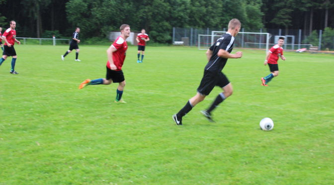 SG Brand/Ebnath siegt gegen den SV Immenreuth im Totopokal